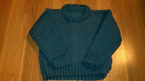 ultimate sweater machine pattern