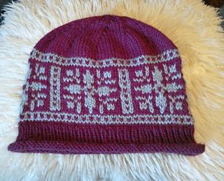 Ravelry: Norwegian Star Headband & Hat pattern by Geanie ...