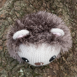 Small Hedgehog Knitting Pattern : Ravelry: Knit Hedgehog, 8 inch pattern by Lisa Eberhart