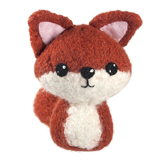 Fox Amigurumi Ravelry : Ravelry: Felted Knit Amigurumi Fox pattern by Lisa Eberhart