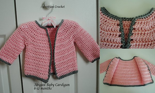 Infant Sweater Pattern 72