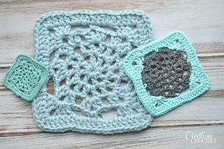 _crochet_lace_square_pattern_in_fingering__worsted_and_bulky_weight ...