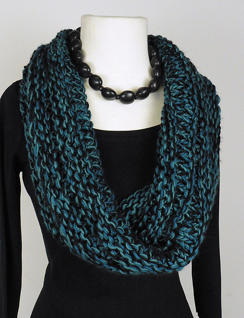 Infinity Scarves Pattern by Cari Clement (Free)