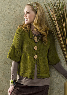 Free Knitting Patterns Ladies Cardigans Jackets : Ravelry: Carmel Jacket pattern by Kristin Omdahl