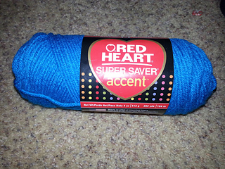 Ravelry Red Heart Super Saver Accent