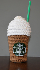 Amigurumi Starbucks : Ravelry: amigurumi - Starbucks Frappucino pattern by Sweet ...