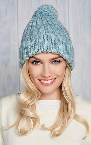 Free Knitting Pattern For Bobble Hat : Ravelry: The Bobble Hat pattern by Penny Hill