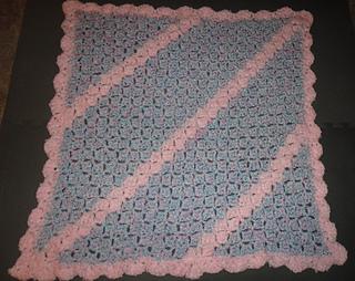 Ravelry Corner To Corner Baby Blanket Pattern By Bernat