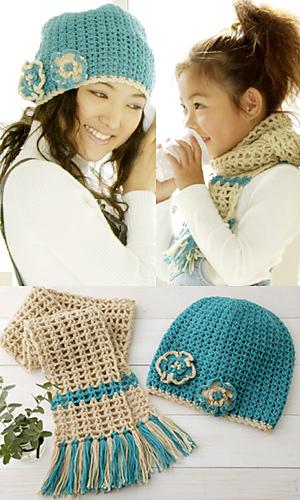 Pierrot Yarn Free Crochet Patterns : Ravelry: Zakka Wool Scarf pattern by Pierrot (Gosyo Co., Ltd)