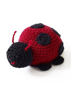 Amigurumi Yarn Type : Ravelry: Lorelei the Lady Bug / Amigurumi Lady Bug pattern ...