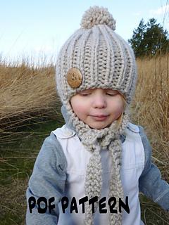 Shepherd Knitting Patterns Free : Ravelry: The Cozy Shepherd pattern by Bo Peeps Bonnets