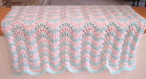 Rippling_waves_blanket_pink_green_1_medium