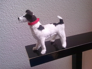 Ravelry: Jack Russell pattern by Sally Muir and Joanna Osborne