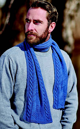 Knitting Pattern For Seaman s Scarf : Ravelry: Knitting Traditions, Spring 2015 - patterns