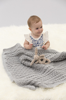 Ravelry Cable Your Love Blanket Pattern By Nirmal Khalsa