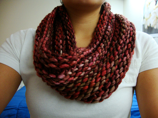 Free Knitting Pattern For Mobius Cowl : Ravelry: Bulky Mobius Cowl pattern by Haley Waxberg