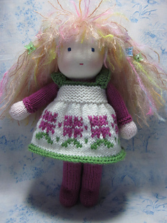 Ravelry: Waldorf Doll with knit body pattern by Beth Ann ...