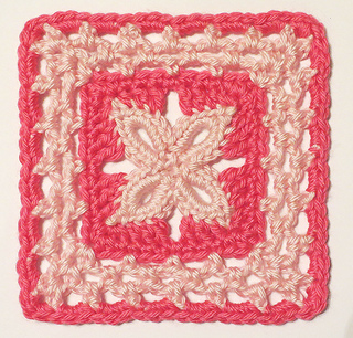 Free Crochet Granny Square Motifs : Free Crochet Patterns: More Granny Square Motifs crochet ...