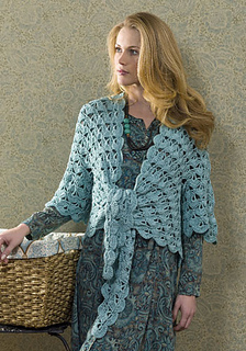 Free Crochet Zen Jacket Pattern : Ravelry: Zen Jacket pattern by Doris Chan