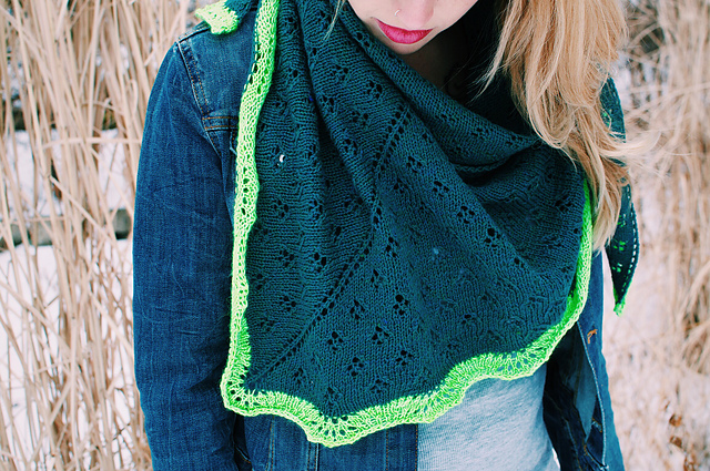 Fo' Shawl (image taken direct from Ravelry)