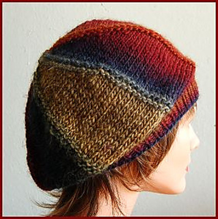 Knitting Patterns For Berets And Hats : Ravelry: Mochi Plus Tam / Beret pattern by Gail Tanquary