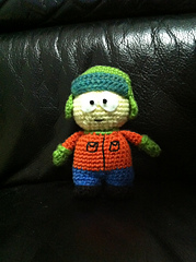 The Crafty Cattery: Amigurumi Nativity: Crocheted Joseph