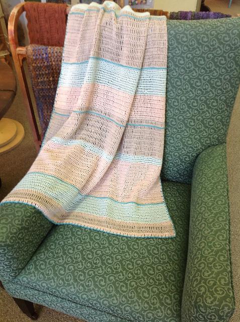 elizquilt Cochecito blanket