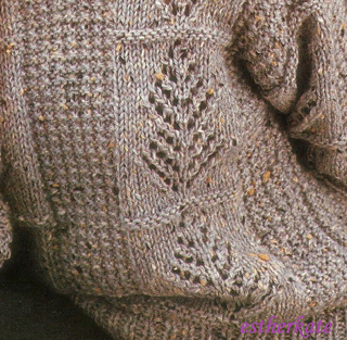 Ravelry: estherkates Hand Knitting - Stitch Structures - Combined Stitches