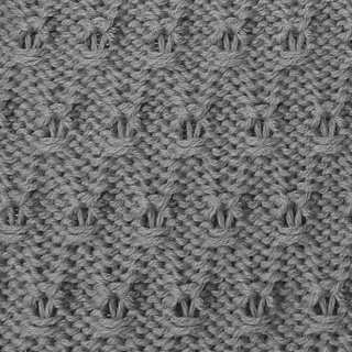 Machine Knitting How To Design A Tuck Stitch Pattern