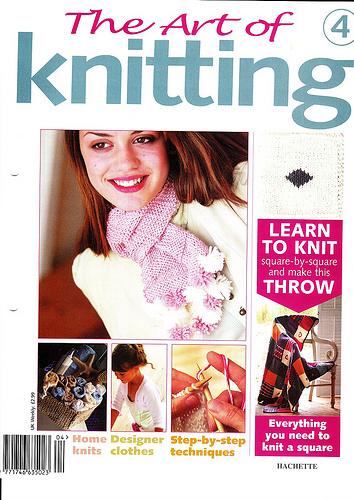 Knitting Magazine : ... The Art of Knitting Magazine > The Art of Knitting Magazine, Issue 4