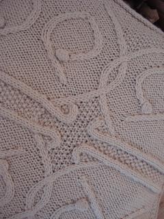 Ravelry: Privy Garden Pillow pattern by Fiona Ellis