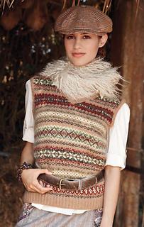 Fiona Ellis Knitting Patterns : Ravelry: # 08 Fair Isle pattern by Fiona Ellis