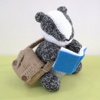 1__badger_wearing_satchel_reading_book_pic_small2