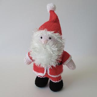 Ravelry Santa Claus Pattern By Amanda Berry