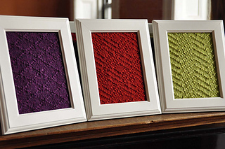 Aztec_textures_framed_knitted_wall_art_knitting_pattern_small2