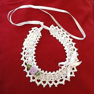 Ravelry: Wedding Horseshoes pattern by Frances Powell