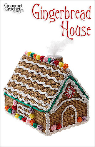 Ravelry Gingerbread House Pattern By Carolyn Christmas