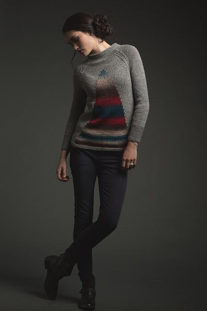 Dark Rainbow Sweater par Emma Welford