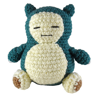 Amigurumi Pokemon Snorlax : Ravelry: Pokemon: Snorlax pattern by i crochet things