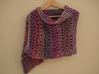 Ravelry: A Peaceful Shawl pattern by Fiber Flux / Jennifer ...
