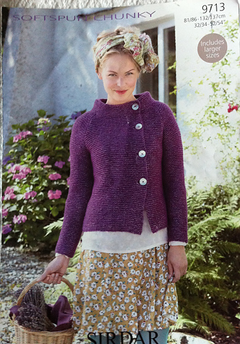 Sirdar Knitting Pattern Help : Ravelry: Sirdar Softspun Chunky 9713 - patterns