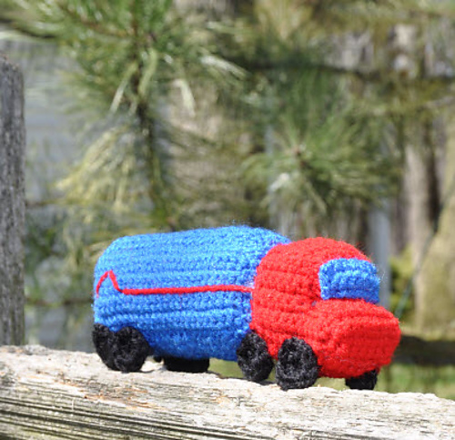 Amigurumi Big Rig for Crochet