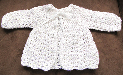 Ravelry Aunt Jen S Sweater Pattern By Sandi S Angels