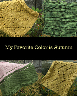 Ravelry: My Favorite Color is Autumn Cowl eBook