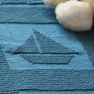 Ravelry: ABC Baby Blanket pattern by Jenny Williams