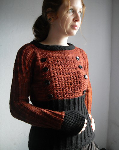 Steam Ingenious: Friday Finds: Steampunk Knitting Patterns