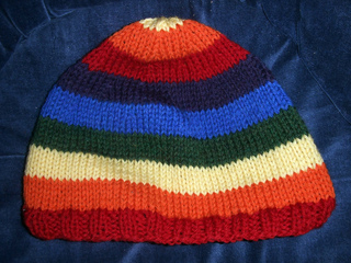 Ravelry How To Knit A Hat With Straight Needles Pattern