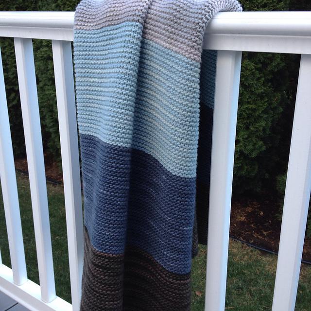 Super Easy Lap Blanket