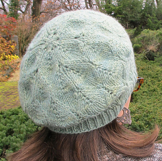 Leaf Beret Knitting Pattern : Ravelry: Autumn in Garrison pattern by Kate Gagnon Osborn