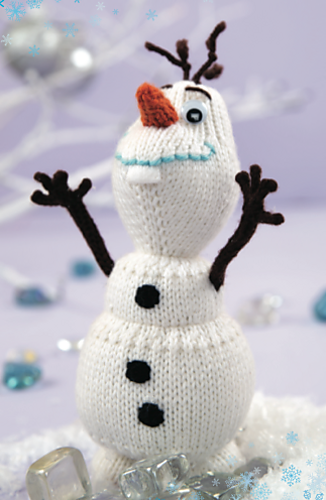 Knitting Pattern For Olaf The Snowman : Ravelry: Olaf the Snowman pattern by Barbara Prime